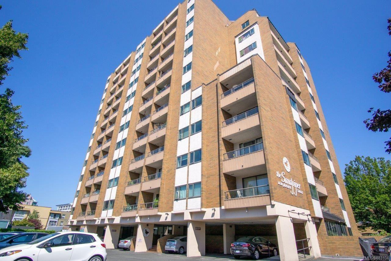 Main Photo: 403 1630 Quadra St in : Vi Central Park Condo for sale (Victoria)  : MLS®# 883104