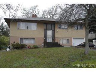 Photo 1: 2676 Capital Hts in VICTORIA: Vi Oaklands House for sale (Victoria)  : MLS®# 525596