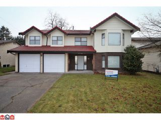 Photo 1: 3016 ROYAL Street in Abbotsford: Abbotsford West House for sale : MLS®# F1028723