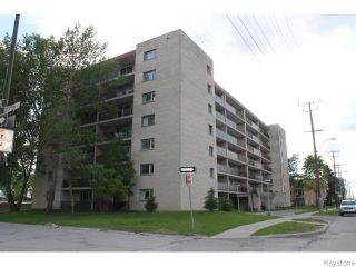 Photo 1: 1600 Taylor Avenue in Winnipeg: River Heights / Tuxedo / Linden Woods Condominium for sale (South Winnipeg)  : MLS®# 1614057