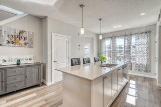 Photo 10: 196 Creekstone Square SW in Calgary: C-168 Semi Detached for sale : MLS®# A1144599