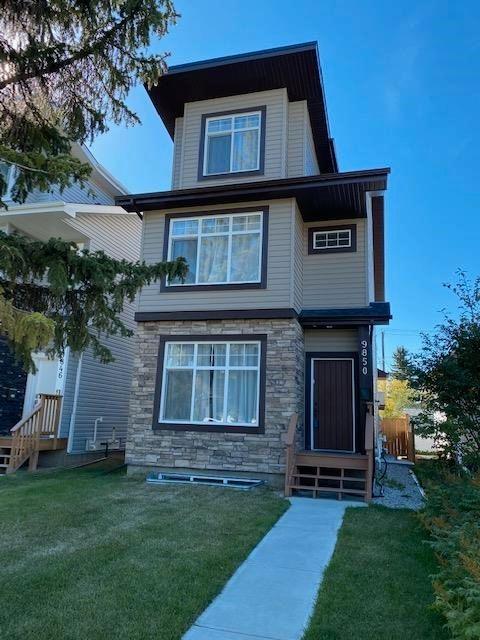 Main Photo: 9850 162 Street in Edmonton: Zone 22 House for sale : MLS®# E4262936