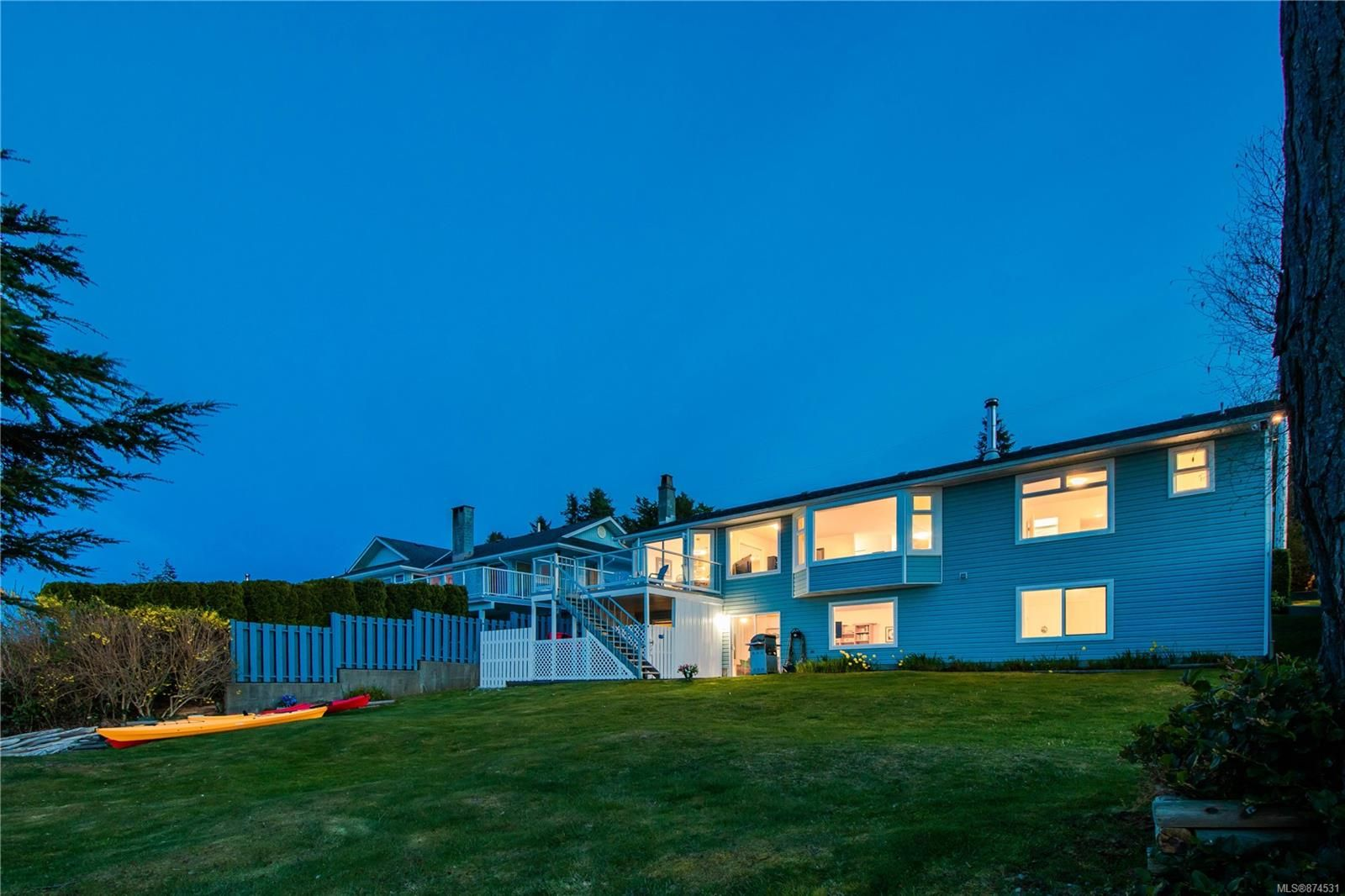 Main Photo: 2124 Beach Dr in : NI Port McNeill House for sale (North Island)  : MLS®# 874531