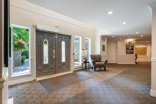 "Photo 39: 402 1281 PARKGATE Avenue in North Vancouver: Northlands Condo for sale in ""Parkgate Place"" : MLS®# R2606726"