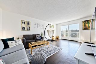 Photo 1: 401 4455D Greenview Drive NE in Calgary: Greenview Apartment for sale : MLS®# A1131157