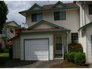 """Photo 1: 9 45640 STOREY Avenue in Sardis: Sardis West Vedder Rd Townhouse for sale in """"Whispering Pines"""" : MLS®# R2175072"""