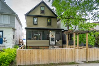 Photo 1: 659 Clifton Street in Winnipeg: West End House for sale (5C)  : MLS®# 1914302