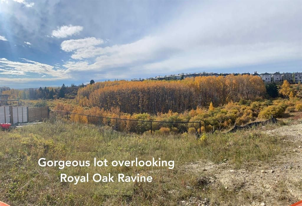 Main Photo: 10008 Rocky Ridge Road NW in Calgary: Royal Oak Residential Land for sale : MLS®# A1150510