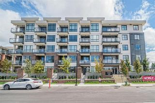 """Photo 1: 507 5638 201A Street in Langley: Langley City Condo for sale in """"THE CIVIC"""" : MLS®# R2412219"""