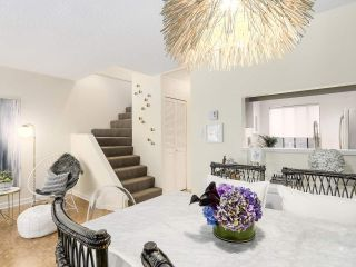 """Photo 1: 5 960 W 13TH Avenue in Vancouver: Fairview VW Townhouse for sale in """"The Brickhouse"""" (Vancouver West)  : MLS®# R2193892"""