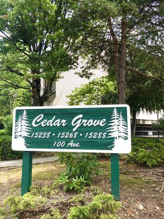 """Photo 1: 108 15288 100 Avenue in Surrey: Guildford Condo for sale in """"CEDAR GROVE"""" (North Surrey)  : MLS®# R2472138"""