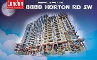Main Photo: 907 8880 Horton Road SW in Calgary: Haysboro Apartment for sale : MLS®# A1155133