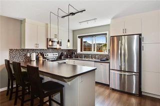 Photo 10: 30 RIVER HEIGHTS Link: Cochrane Row/Townhouse for sale : MLS®# A1071070