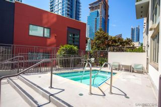 Photo 25: DOWNTOWN Condo for sale : 1 bedrooms : 1240 India Street #100 in San Diego
