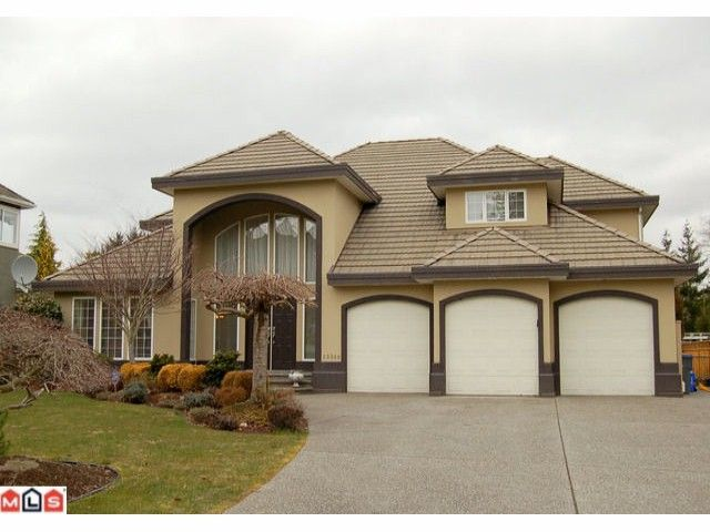 Main Photo: 13369 23RD Avenue in Surrey: Elgin Chantrell House for sale (South Surrey White Rock)  : MLS®# F1106687
