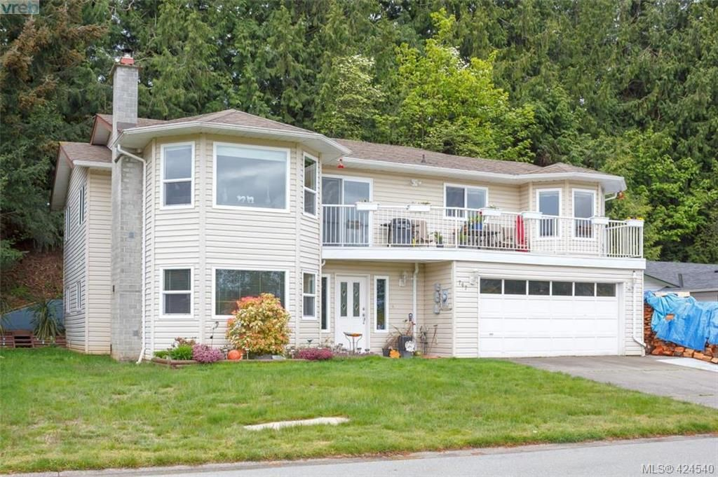 Main Photo: 767 Cecil Blogg Dr in VICTORIA: Co Sun Ridge House for sale (Colwood)  : MLS®# 838484