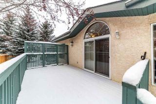 Photo 46: 12 Alana Court: St. Albert House Half Duplex for sale : MLS®# E4227590