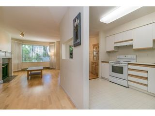 """Photo 2: 104 5565 INMAN Avenue in Burnaby: Central Park BS Condo for sale in """"AMBLE GREEN"""" (Burnaby South)  : MLS®# R2602480"""