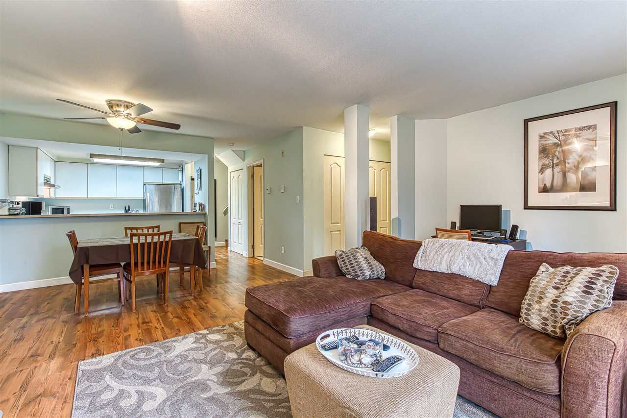 """Photo 7: Photos: 6 1215 BRUNETTE Avenue in Coquitlam: Maillardville Townhouse for sale in """"Place Fountaine Bleu"""" : MLS®# R2407958"""