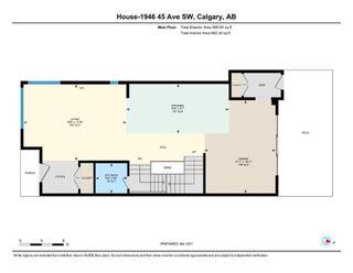 Photo 46: 1946 45 Avenue SW in Calgary: Altadore Semi Detached for sale : MLS®# A1077101