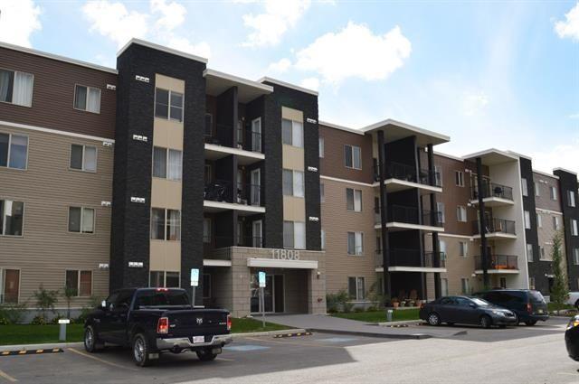 Main Photo: 206 11808 22 Avenue in Edmonton: Zone 55 Condo for sale : MLS®# E4228154