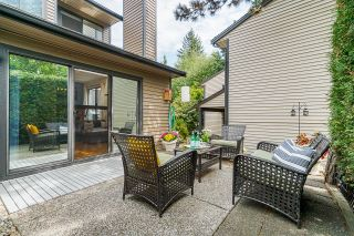 """Photo 29: 8574 WILDERNESS Court in Burnaby: Forest Hills BN Townhouse for sale in """"Simon Fraser Village"""" (Burnaby North)  : MLS®# R2614929"""