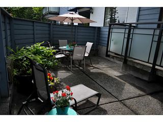 Photo 13: # 105 441 E 3RD ST in North Vancouver: Lower Lonsdale Condo for sale : MLS®# V1120385