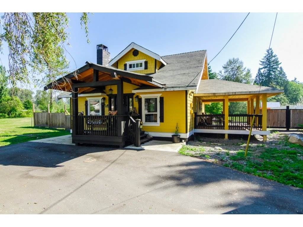 Main Photo: 11442 240TH Street in Maple Ridge: Cottonwood MR House for sale : MLS®# R2218261