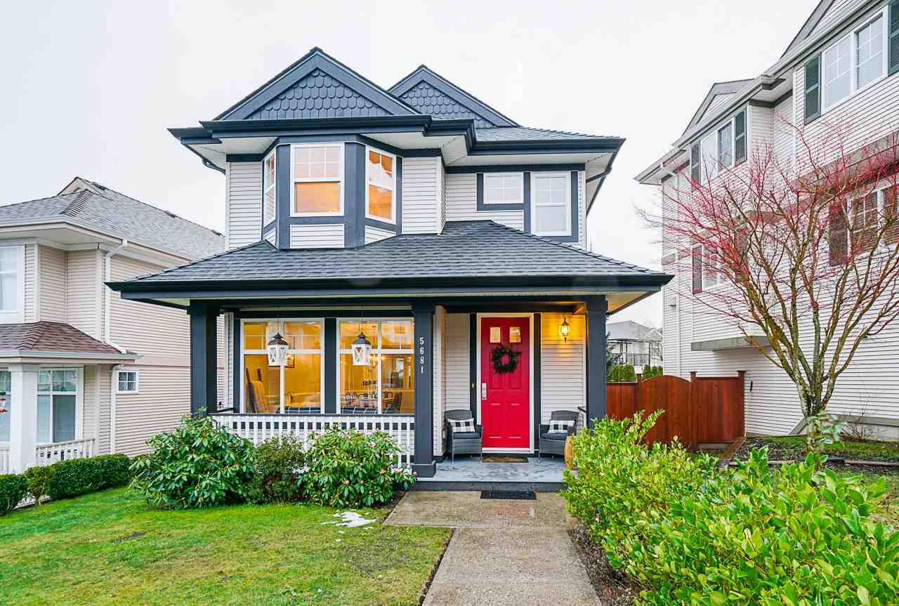 """Main Photo: 5681 149 Street in Surrey: Sullivan Station House for sale in """"Panorama Village"""" : MLS®# R2541950"""