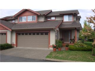 """Main Photo: 11 45545 TAMIHI Way in Chilliwack: Vedder S Watson-Promontory Townhouse for sale in """"SERENITY"""" (Sardis)  : MLS®# H1303427"""
