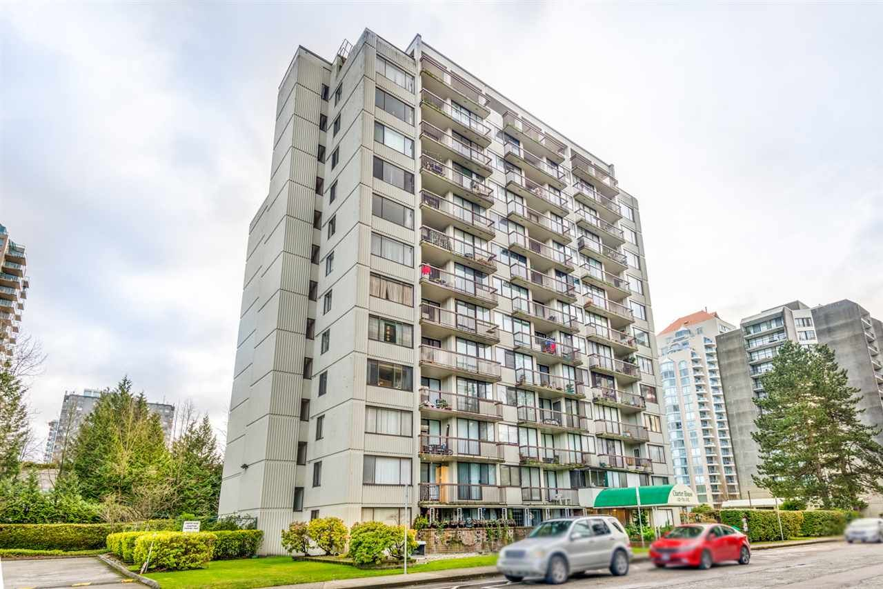 "Main Photo: 703 620 SEVENTH Avenue in New Westminster: Uptown NW Condo for sale in ""Charter House"" : MLS®# R2431459"
