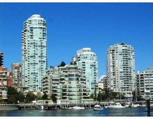 Main Photo: 1101, 1500 Howe Street in Vancouver: False Creek North Condo for sale (Vancouver West)  : MLS®# v602263