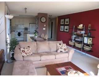 """Photo 2: 403 1650 GRANT Avenue in Port_Coquitlam: Glenwood PQ Condo for sale in """"FOREST SIDE/GLENWOOD"""" (Port Coquitlam)  : MLS®# V764099"""