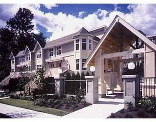 """Photo 1: 209 7038 21ST Avenue in Burnaby: Middlegate BS Townhouse for sale in """"THE ASHBURY"""" (Burnaby South)  : MLS®# V649378"""