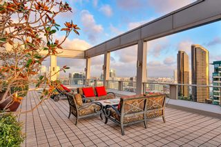 Photo 3: DOWNTOWN Condo for rent : 3 bedrooms : 645 Front St #2204 in San Diego