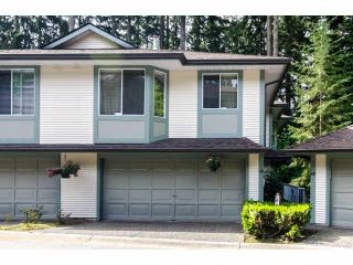 """Photo 1: 49 103 PARKSIDE Drive in Port Moody: Heritage Mountain Townhouse for sale in """"TREETOPS"""" : MLS®# V1065898"""