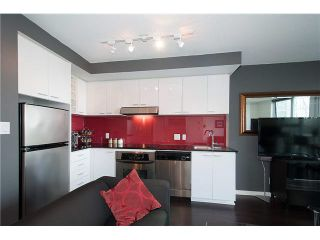 """Photo 2: 1607 668 CITADEL PARADE in Vancouver: Downtown VW Condo for sale in """"SPECTRUM"""" (Vancouver West)  : MLS®# V1093440"""
