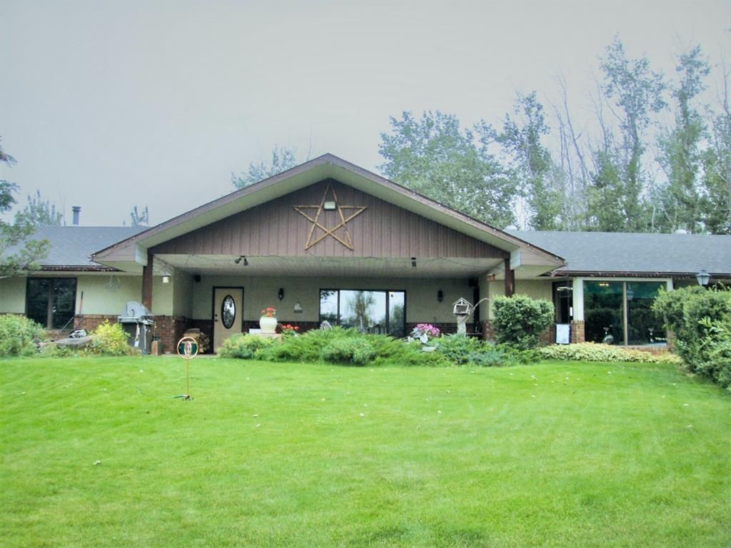 Main Photo: 235048 817 Highway: Strathmore Detached for sale : MLS®# A1139375