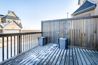 Photo 28: 3 1720 GARNETT Point in Edmonton: Zone 58 House Half Duplex for sale : MLS®# E4226231