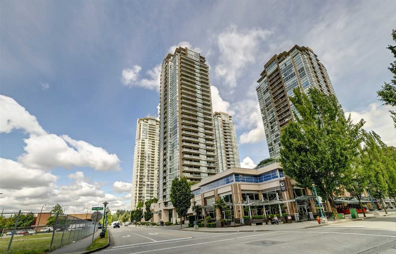 """Main Photo: 2903 2975 ATLANTIC Avenue in Coquitlam: North Coquitlam Condo for sale in """"Grand Central 3 by Intergulf"""" : MLS®# R2474182"""