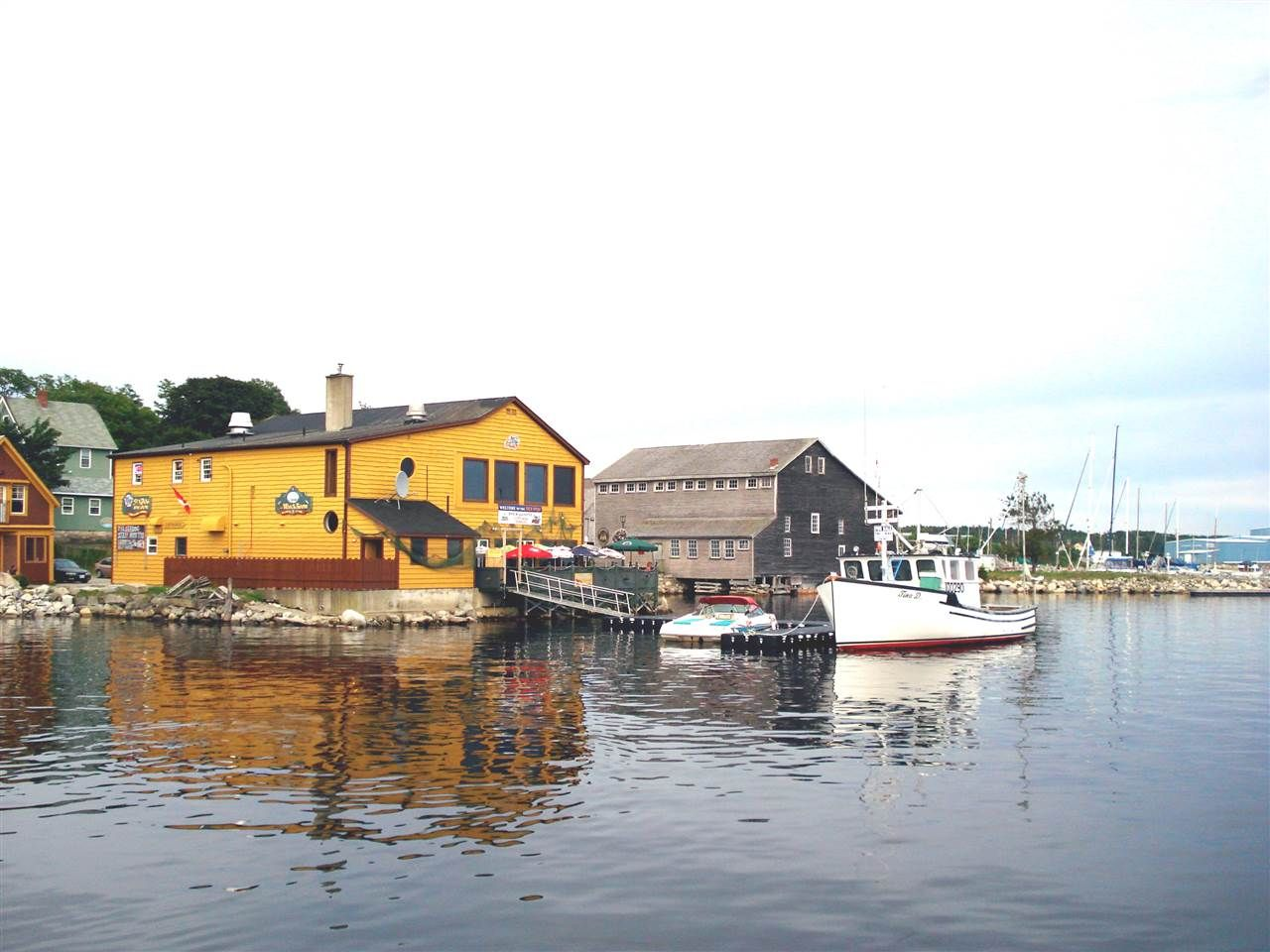 Seadog and Inner Harbour Inn