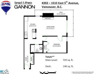 """Photo 15: 202 1515 E 5TH Avenue in Vancouver: Grandview VE Condo for sale in """"WOODLAND PLACE"""" (Vancouver East)  : MLS®# R2065383"""