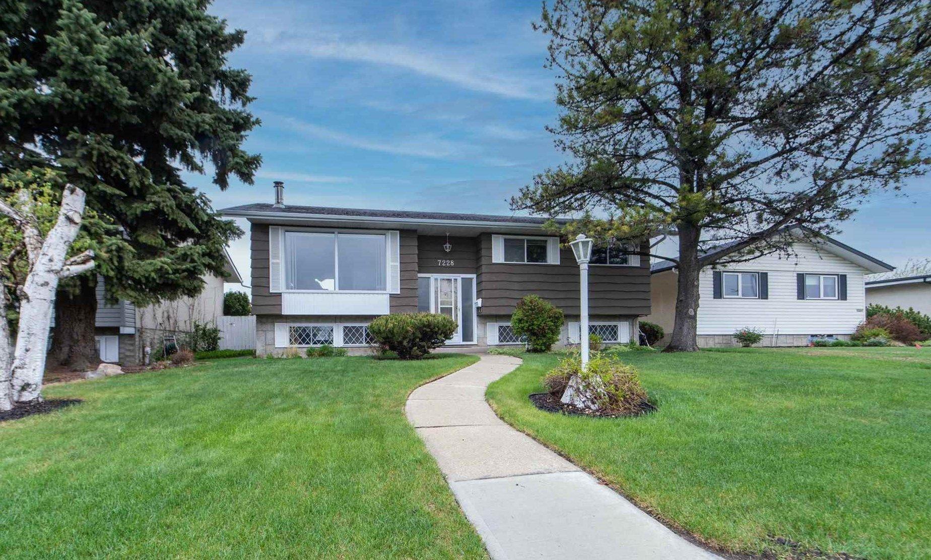 Main Photo: 7228 152A Avenue in Edmonton: Zone 02 House for sale : MLS®# E4245820