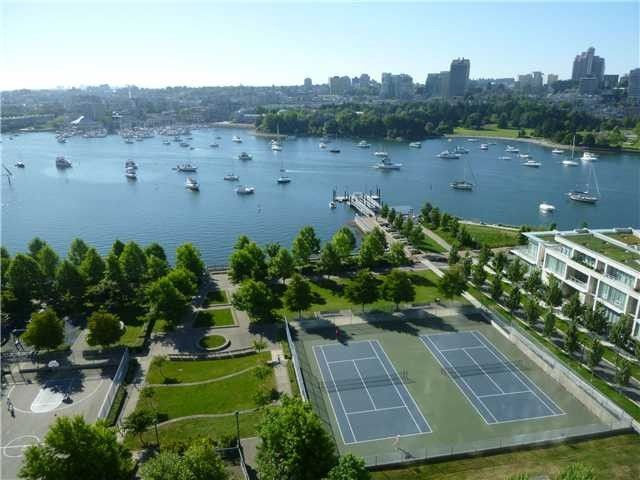"""Main Photo: 1903 1483 HOMER Street in Vancouver: Yaletown Condo for sale in """"WATERFORD"""" (Vancouver West)  : MLS®# V1060953"""