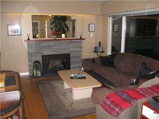 Photo 2: 1217 LAMERTON AV in Coquitlam: Harbour Chines House for sale : MLS®# V1114353