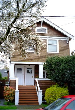Photo 1: 2617 W 7TH Avenue in Vancouver: Kitsilano House for sale (Vancouver West)  : MLS®# R2051139