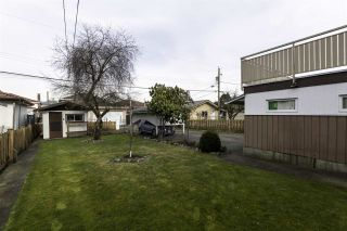 Photo 38: 2349 E 39TH AVENUE in Vancouver: Collingwood VE House for sale (Vancouver East)  : MLS®# R2539532