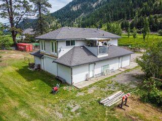 Photo 40: 9373 YELLOWHEAD HIGHWAY in Kamloops: McLure/Vinsula House for sale : MLS®# 162707