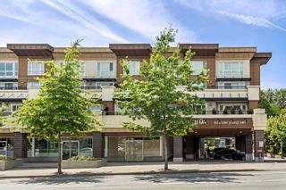 """Photo 1: 105 9655 KING GEORGE Boulevard in Surrey: Whalley Condo for sale in """"The Gruv"""" (North Surrey)  : MLS®# R2086741"""