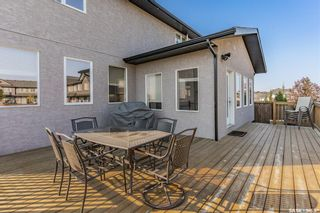 Photo 39: 435 Paton Place in Saskatoon: Willowgrove Residential for sale : MLS®# SK871983